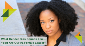 what gender bias sounds like