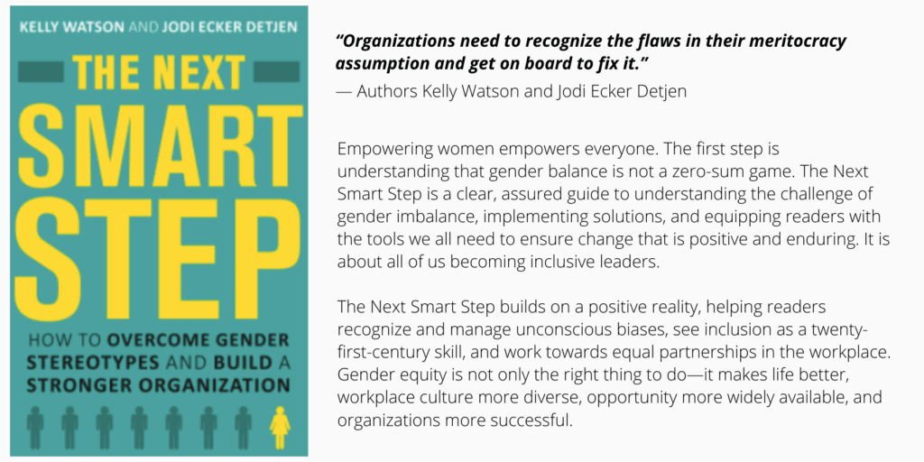 The Next Smart Step Upcoming Book on Building Inclusive Workplaces. Expected Fall 2020.