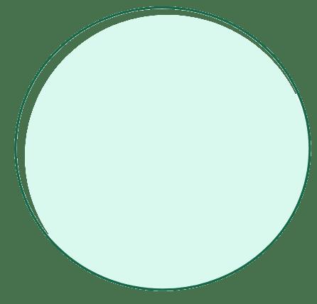 Light Green circle